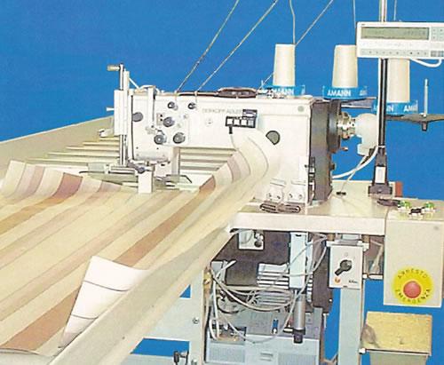 Macchine per cucire veleria paracadute e surf con punto a for Mobile per macchina da cucire prezzi